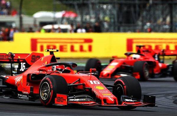 Ferrari heeft agressieve motorstand nog nooit gebruikt tijdens race