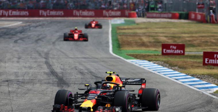 Hier zal de meeste actie plaatsvinden tijdens de Grand Prix van Duitsland