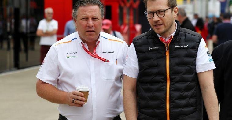 McLaren: Blijven doorwerken totdat de fabriek sluit voor de zomer