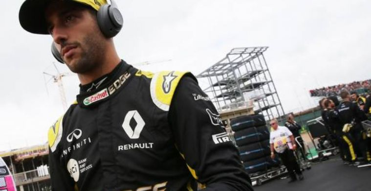 Ricciardo: Results are not yet great