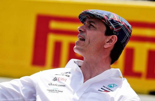 Wolff concerned about high temperatures forecast for German Grand Prix