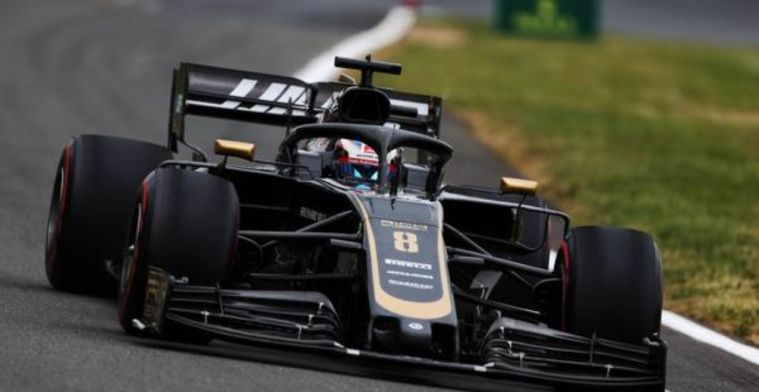 Grosjean: It was a tough call from the team, but a good test