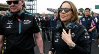 "Image: Claire Williams seeing the ""green shoots of progress"" at Williams"