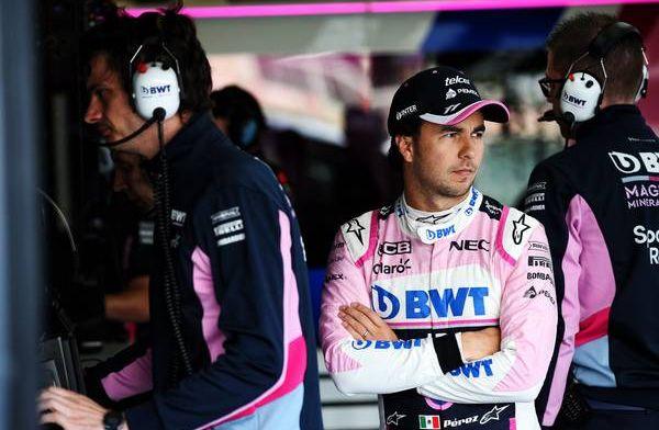 """Sergio Perez: """"Hockenheimring is één van de beste circuits om op in te halen"""""""