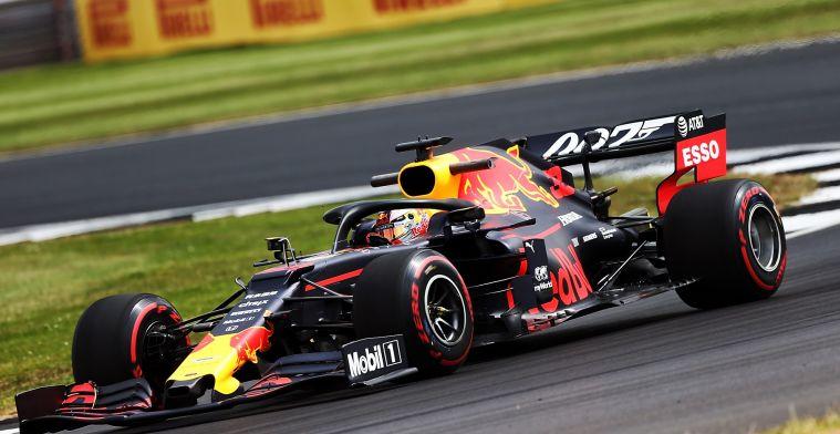 'Red Bull komt met nieuw chassis dat bandenmanagement verbetert'