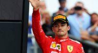 Afbeelding: Leclerc over jongste ambassadeursrol in veiligheidscampagne FIA