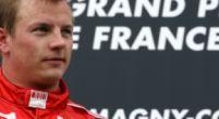 Image: Kimi Raikkonen returning to Ferrari rumours shut down