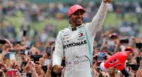 Image: Carey feels young and 'interesting' drivers can rival Lewis Hamilton's place