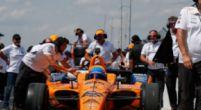 Afbeelding: Alonso wil volgens Zak Brown geen volledig seizoen IndyCar rijden