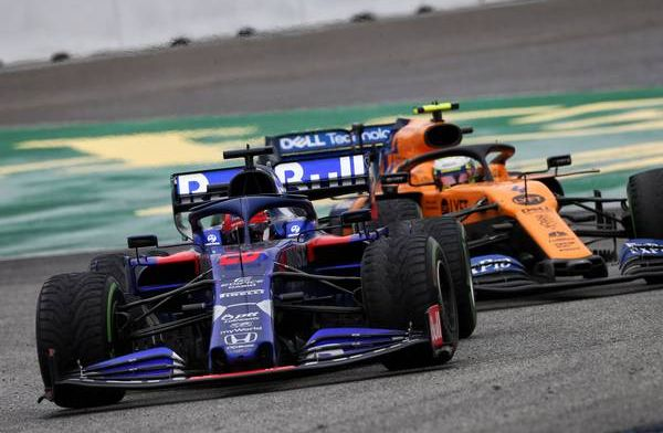 Like a horror movie with black comedy - Kvyat on German GP 'rollercoaster'