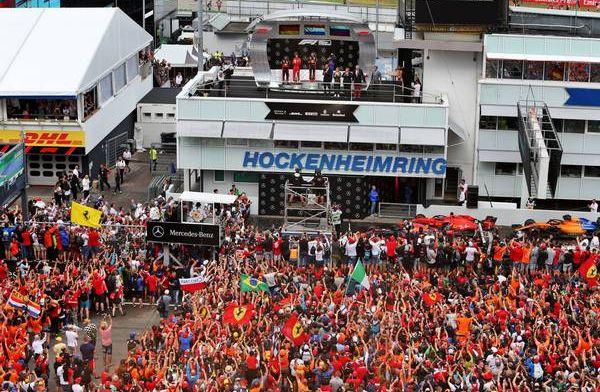 Vettel: German GP needs investors to remain