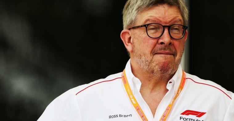 Brawn zat te genieten van de Duitse GP: Het had alles erin zitten!