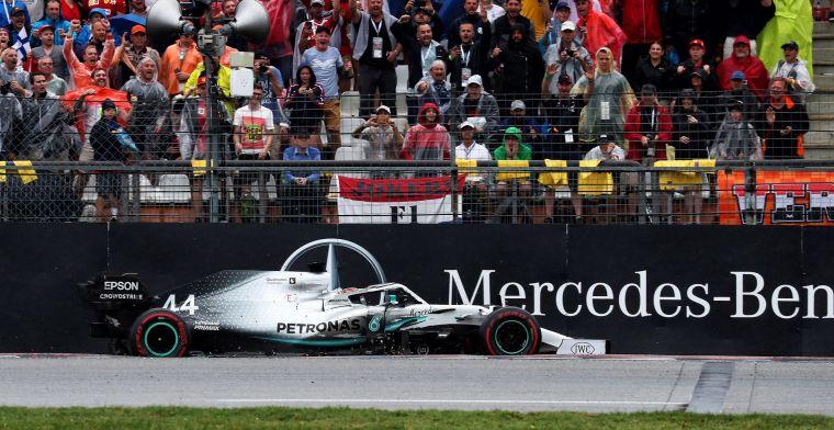 Brawn over pech van Mercedes: Zelfs de beste teams laten soms steken vallen