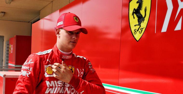 Schumacher: Ik besef elke dag dat wat mijn vader deed, wonderbaarlijk was