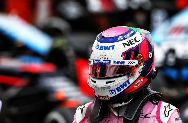 Nieuwe handtekening Perez bij Racing Point nabij
