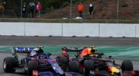 Afbeelding: Albon neemt schuld deels op zich voor incident met Gasly bij Duitse GP