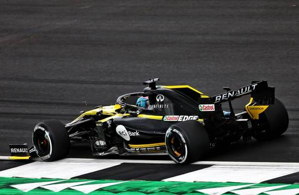 Daniel Ricciardo says these results hurt following Renault double DNF in Germany
