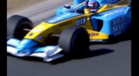 Afbeelding: Terug in de tijd: Alonso die zijn eerste overwinning pakt op de Hungaroring