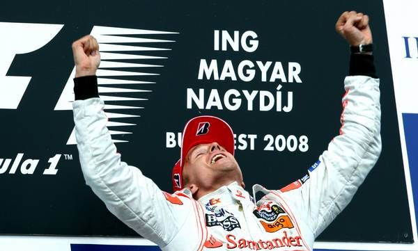 F1 On this day: Kovalainen gets first win at the 2008 Hungarian Grand Prix