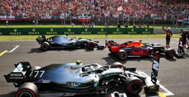 Max Verstappen on pole, Russell 15th - Hungarian GP provisional starting grid