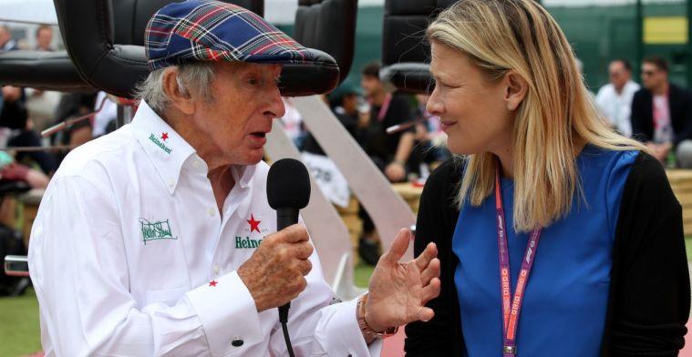 Jackie Stewart: Dit laat nog eens zien hoe goed deze man is
