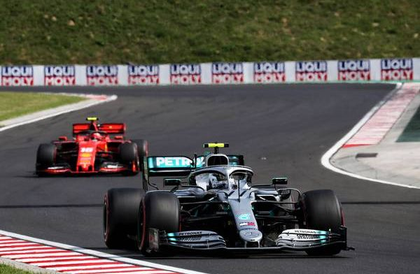 Valtteri Bottas criticises Charles Leclerc for unnecessary move in Hungarian GP