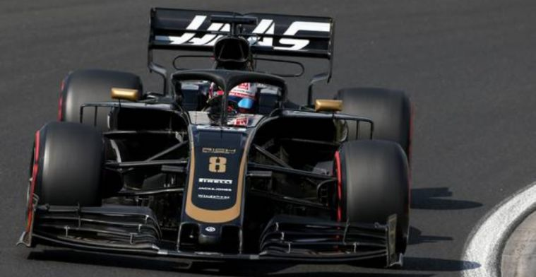 Grosjean worried for the Hungarian Grand Prix