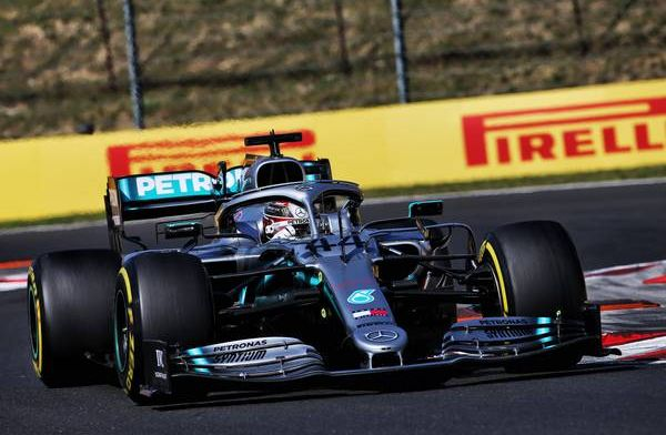Hamilton wins Hungarian Grand Prix after a late move on Verstappen!