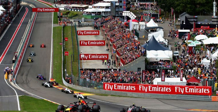 Summer break! When is the next Formula 1 race?