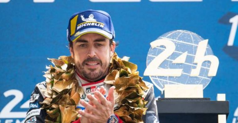 Could Fernando Alonso team up with Max Verstappen?