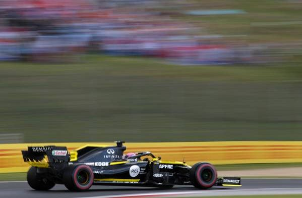 Ricciardo not happy with Magnussen moving under braking