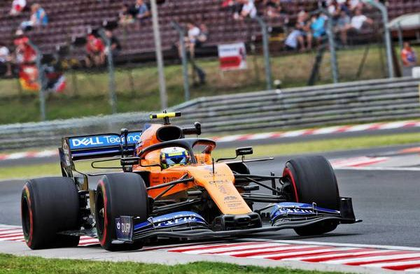 Lando Norris left frustrated after slow pit stop cost him more points