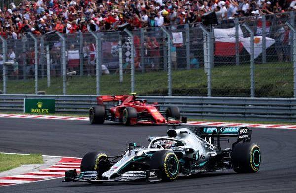 'Nieuwe brandstofformule Mercedes leverde 18 PK extra in Hongarije'
