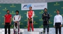 Image: Schumacher remains grounded after first Formula 2 victory