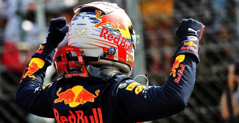 'Een tweede plek in het kampioenschap voor Verstappen zou erg speciaal zijn'