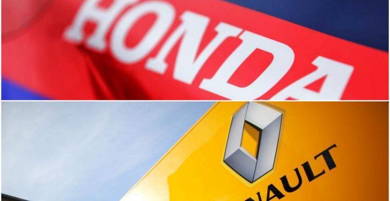 Motorupgrades Honda en Renault vallen samen: Iets minder pijnlijke gridstraffen?