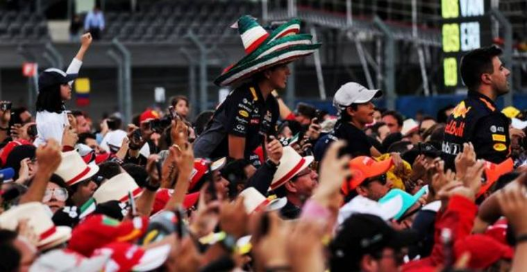 Perez on the impact the Mexican Grand Prix has on his country