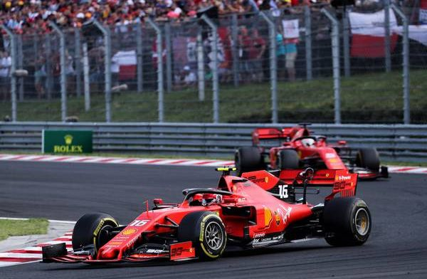 "Hakkinen: Ferrari ""now behind"" Red Bull in competitiveness"