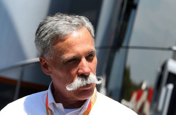 Chase Carey says F1 will stay on paid TV channels!