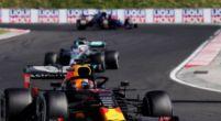 Afbeelding: Opvallende verschillen in bandenkeuzes Mercedes en Red Bull voor Spa