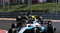 Image: Russell not convinced Williams can replicate Hungary form