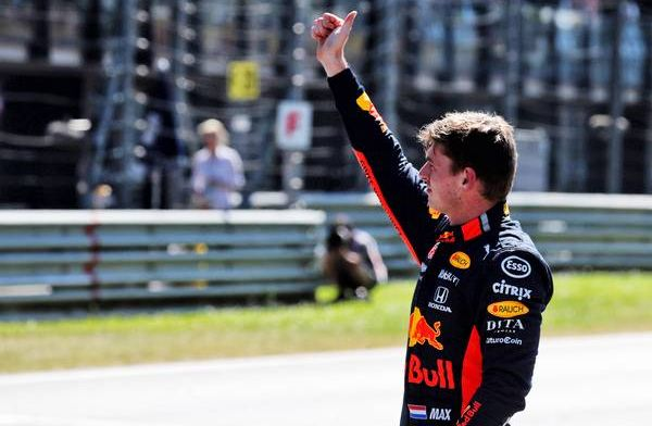 Verstappen reveals how he overcame F1 low point in 2018