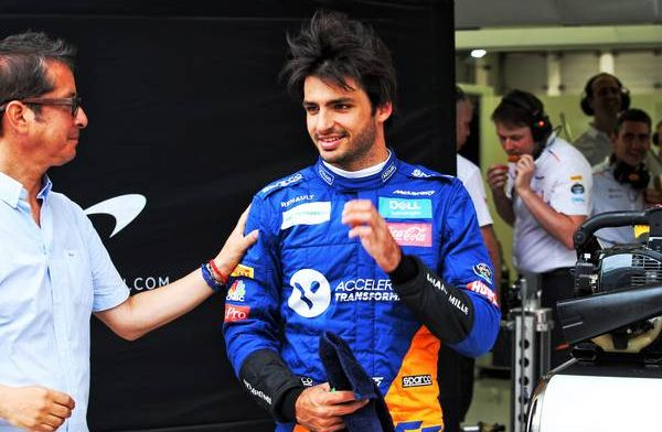 Carlos Sainz should be very proud of first half of season