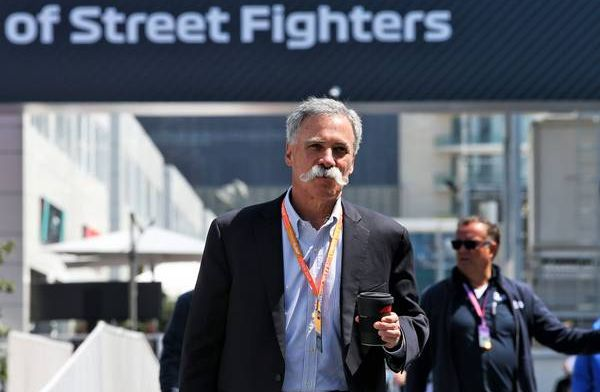 Chase Carey wants to introduce synthetic fuels to promote sustainability