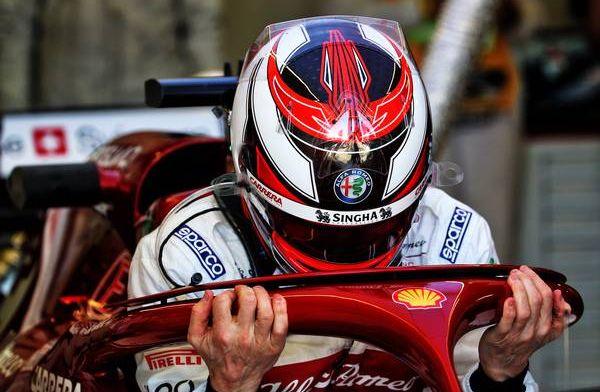 Raikkonen insists Alfa has been better than s*** points total suggests