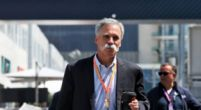 Image: Chase Carey wants to introduce synthetic fuels to promote sustainability