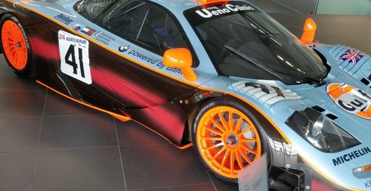 McLaren twijfelt over deelname WEC: Ligt aan toekomst van Formule 1