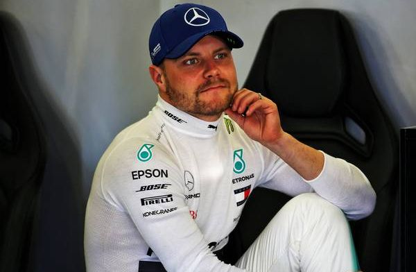 Bottas reveals how he got out of negative period during end of 2018