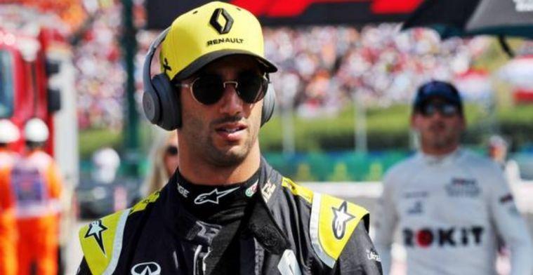 Ricciardo: I think we can say alright, we need to do better