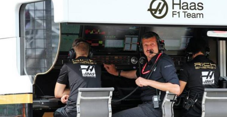 Steiner insists Haas are not dead!